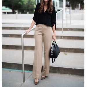 LOFT Marisa trouser pants